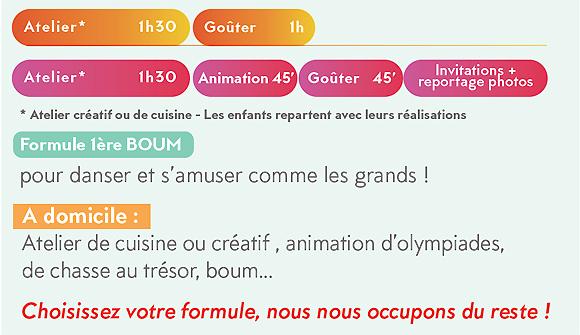 Organisation D Anniversaire Enfants Montpellier Les Ateliers D